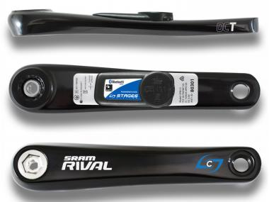 Stages Power Meter Rival GXP