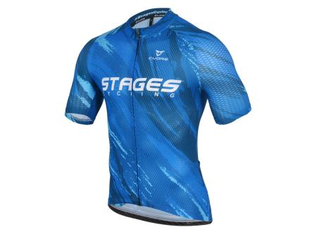 Stages Cycling Men Sport Race Jersey