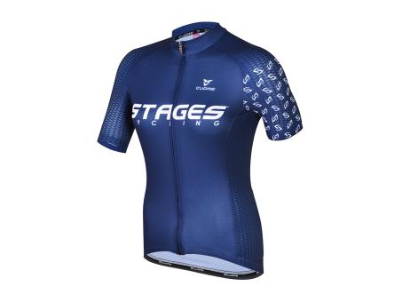 Stages Cycling Women Sport Vent Jersey - Blue