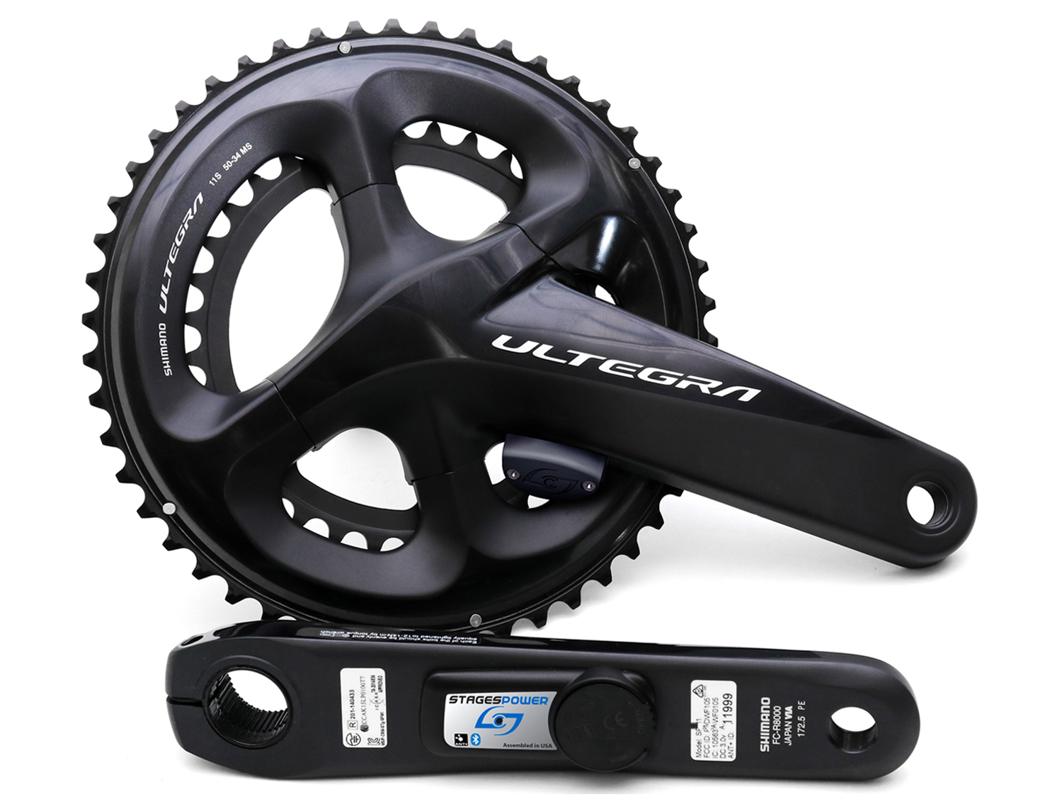 0692b6649c3 Stages Cycling Store | Stages Power L / LR / R - Shimano Ultegra R8000 |  buy online
