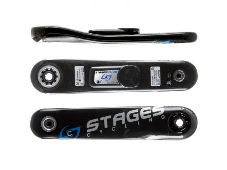 Stages Power L - Carbon SRAM GXP Road